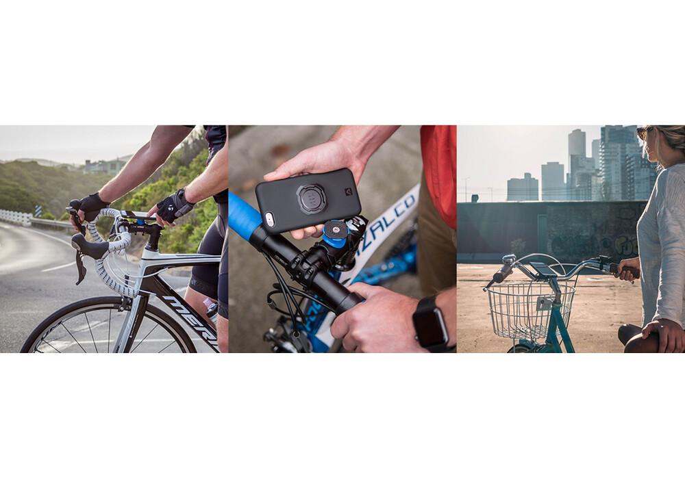 quad lock bike kit halter f r iphone 6 g nstig kaufen bei. Black Bedroom Furniture Sets. Home Design Ideas